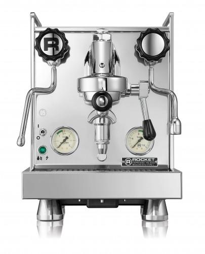Rocket Espresso Rocket Mozzafiato Cronometro V Siebträgermaschine