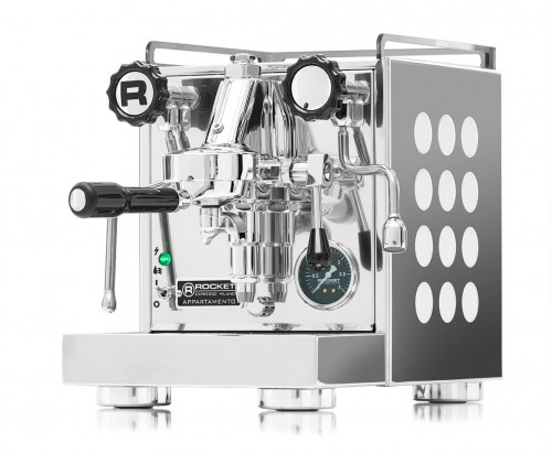 Rocket Espresso Appartamento Weiß