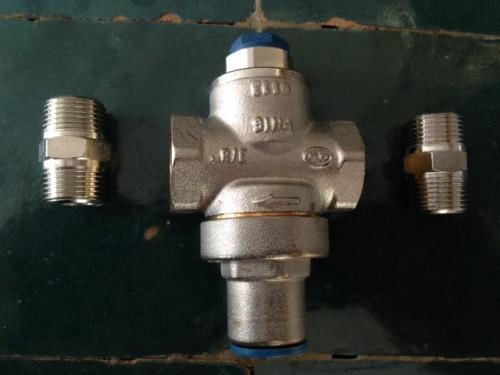 ECM Druckminderer 1bar mit Anschlussnippeln