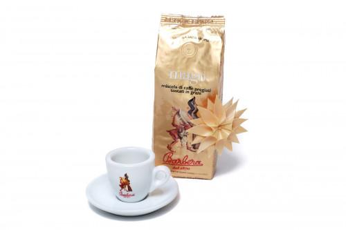 Barbera Caffè Barbera Espresso Set - Espressotasse&Bohnen
