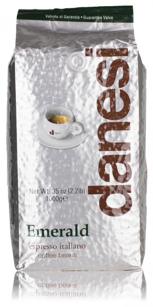 Danesi Caffè Emerald Espresso | Espressobohnen 1kg
