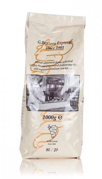 Bezzera Espresso 80/20 | Espressobohnen 1kg
