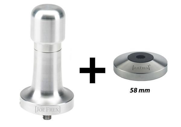 Tamper Handle Technik mit definiertem Anpressdruck