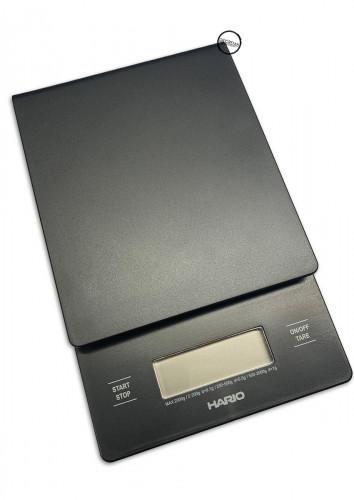 HARIO® V60 DRIP SCALE Timer Fein Waage mit Stoppuhr