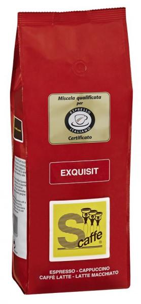 Schreyögg S-Caffè Espresso Exquisit   Espressobohnen 1kg