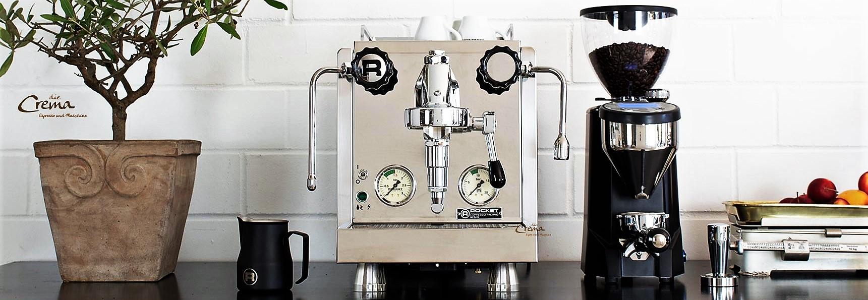 Espressomaschine - Rocket R58V2