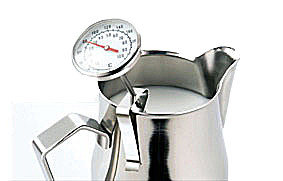 JoeFrex Thermometer zur Messung der Milchtemperatur