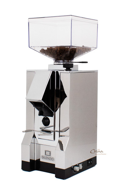 Eureka Mignon Silenzio Chrom Espressomühle
