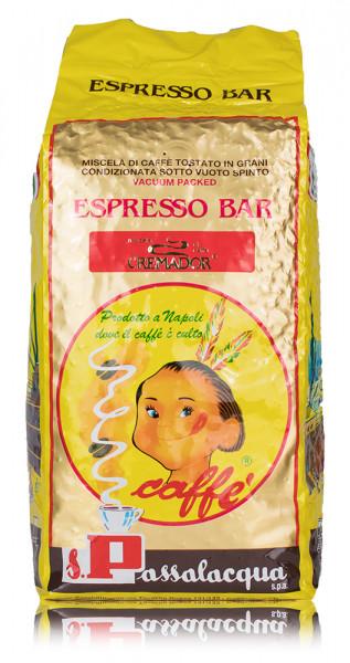 Passalacqua Caffè Cremador | Espressobohnen 1kg