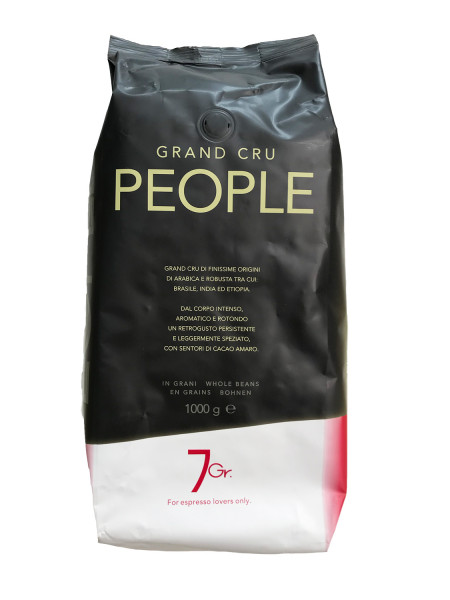7Gr. Grand Cru People | Espressobohne 1kg
